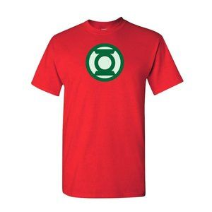 Men's Green Lantern Short Sleeve T-Shirt